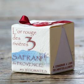 Safran de Provence en stigmates 0.3 g